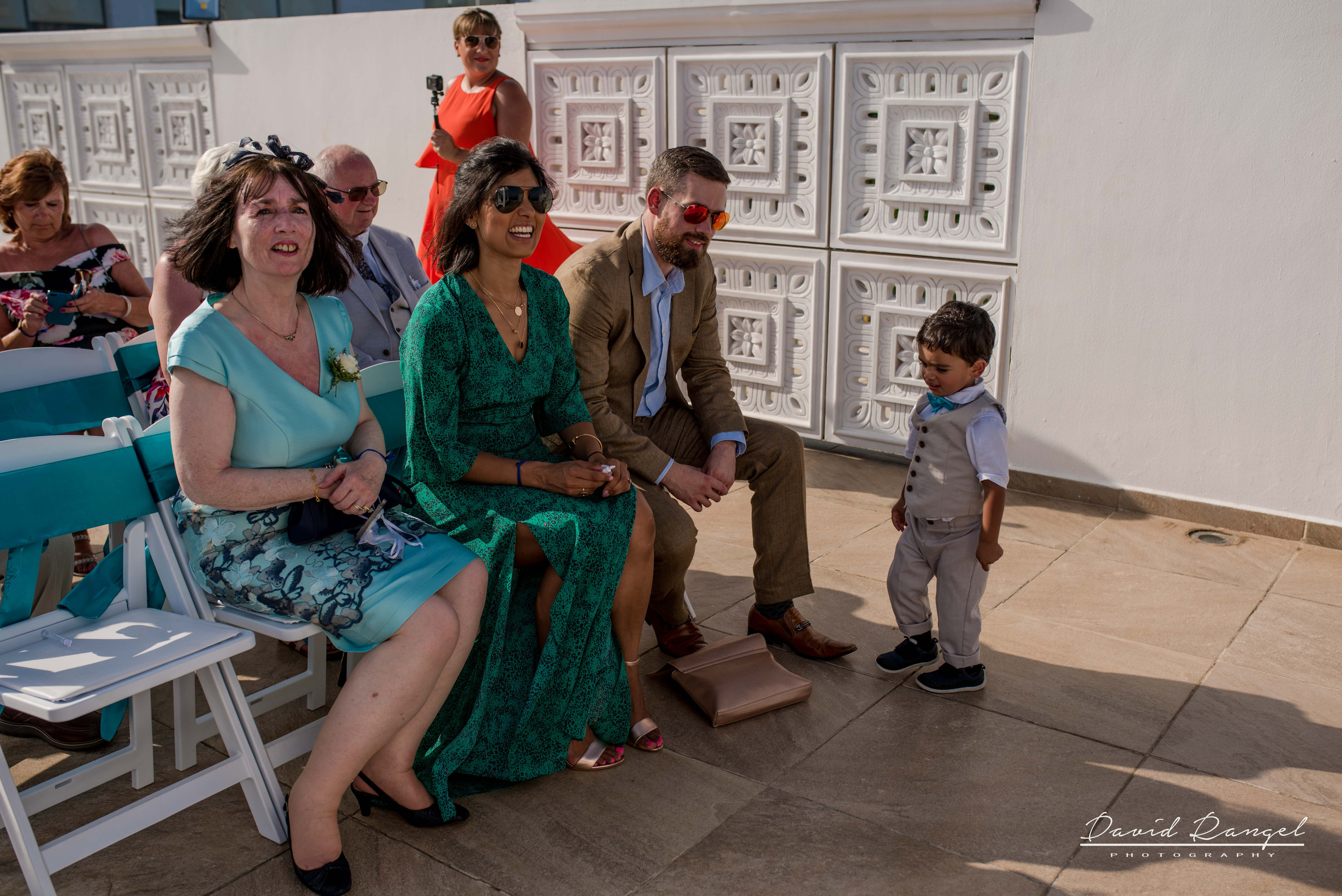 bride+family