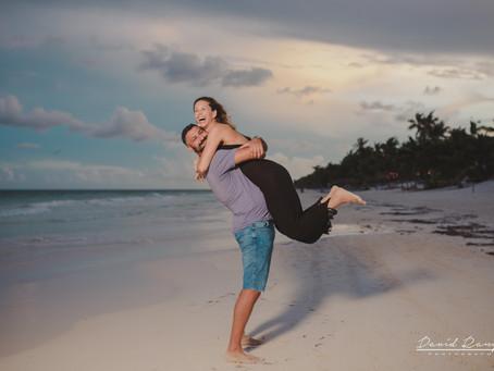 Hotel Casa Malca | Marriage Proposal, Elizabeth & Benjamin | Tulum | Destination Photographer