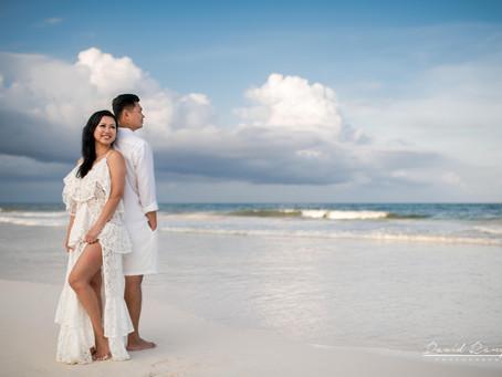 Hotel Sanara Tulum | Photo Session, Sally & Tuan | Destination Wedding Photographer