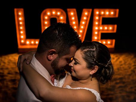 Hotel Omni Cancun | Destination Wedding, Pau & Rafa | Cancun, Mexico