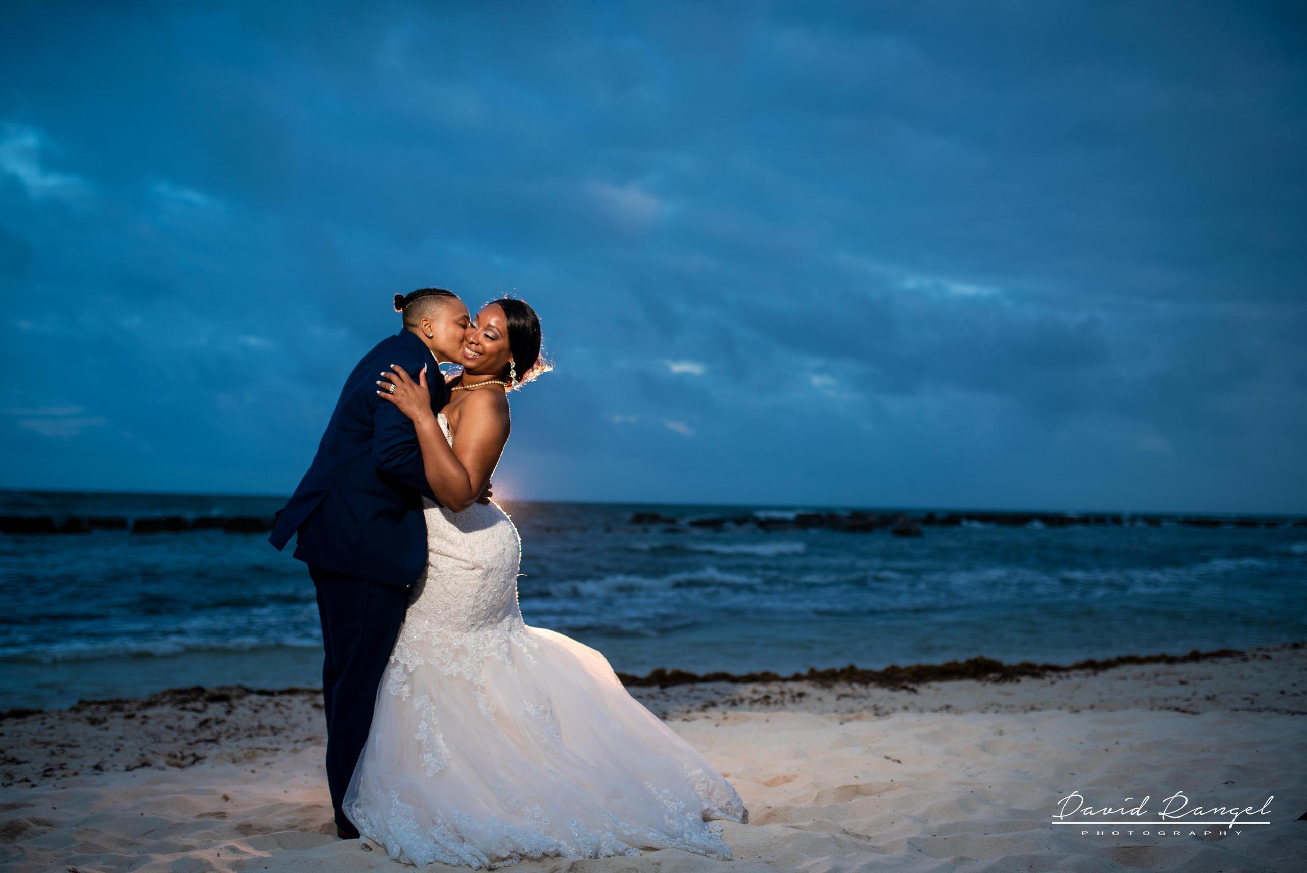 brides+same+sex+gay+couple+session+photo