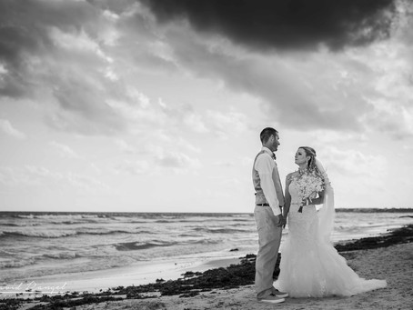 Hotel Azul Beach Resort Riviera Cancun | Wedding, Lynn & Andrew | Cancun, Quintana Roo, Mexico | 29