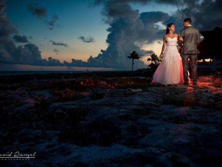 Hard Rock Hotel Riviera Maya | Destination Wedding, Hilda & Robert | Playa del Carmen, Mexico