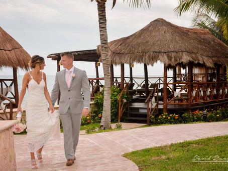 Hotel Azul Beach Resort Riviera Maya   Wedding, Laura & Mark   Cancun, Quintana Roo, Mexico   13