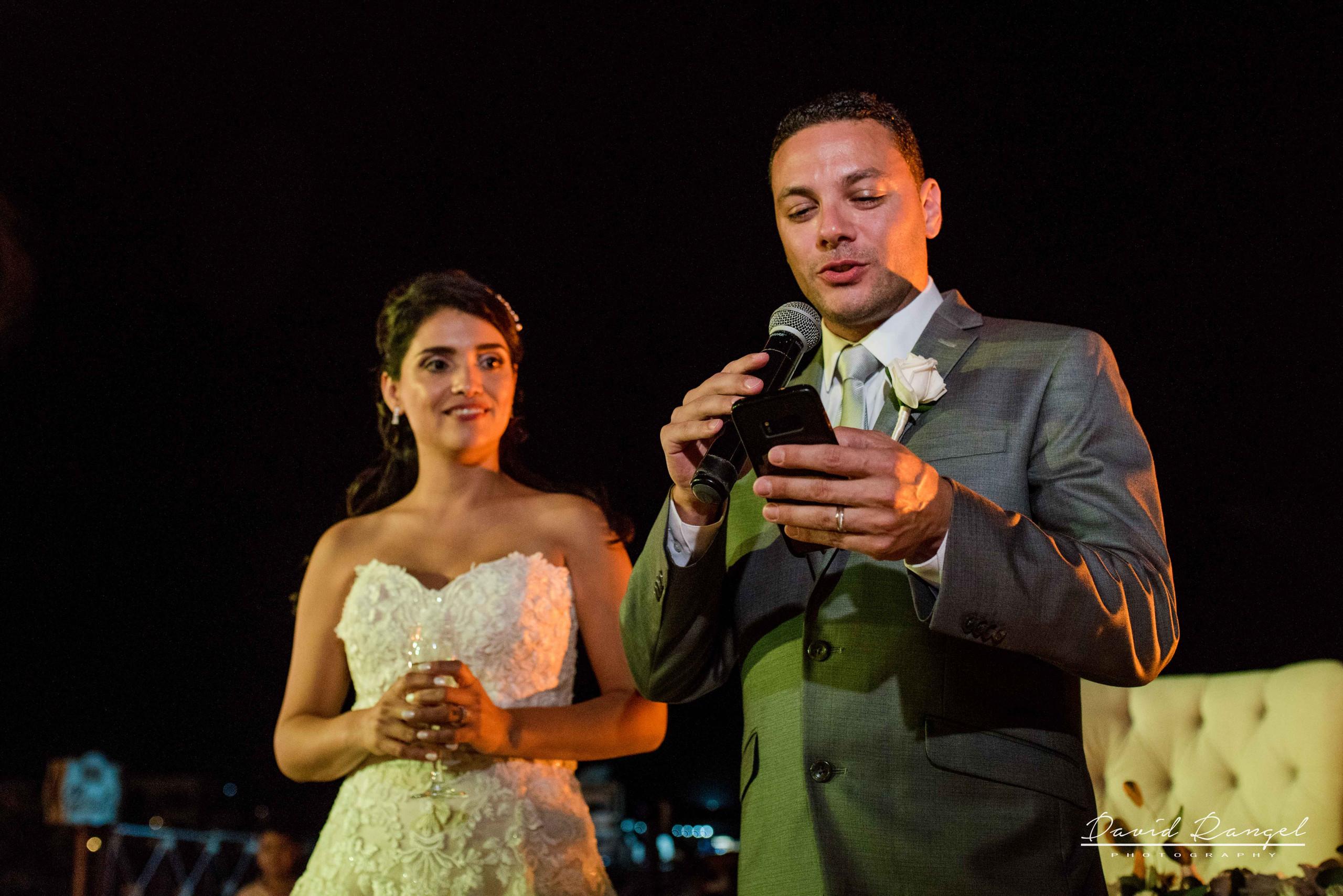bride+groom+speaches