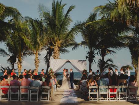 Hotel Generations Riviera Maya   Destination Wedding, Sarah & Carl   Playa del Carmen, Mexico