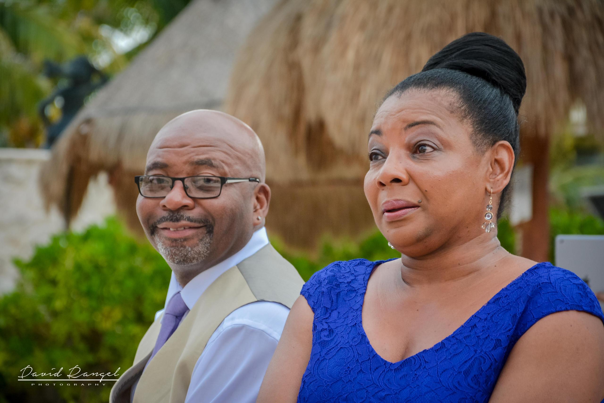 groom parents