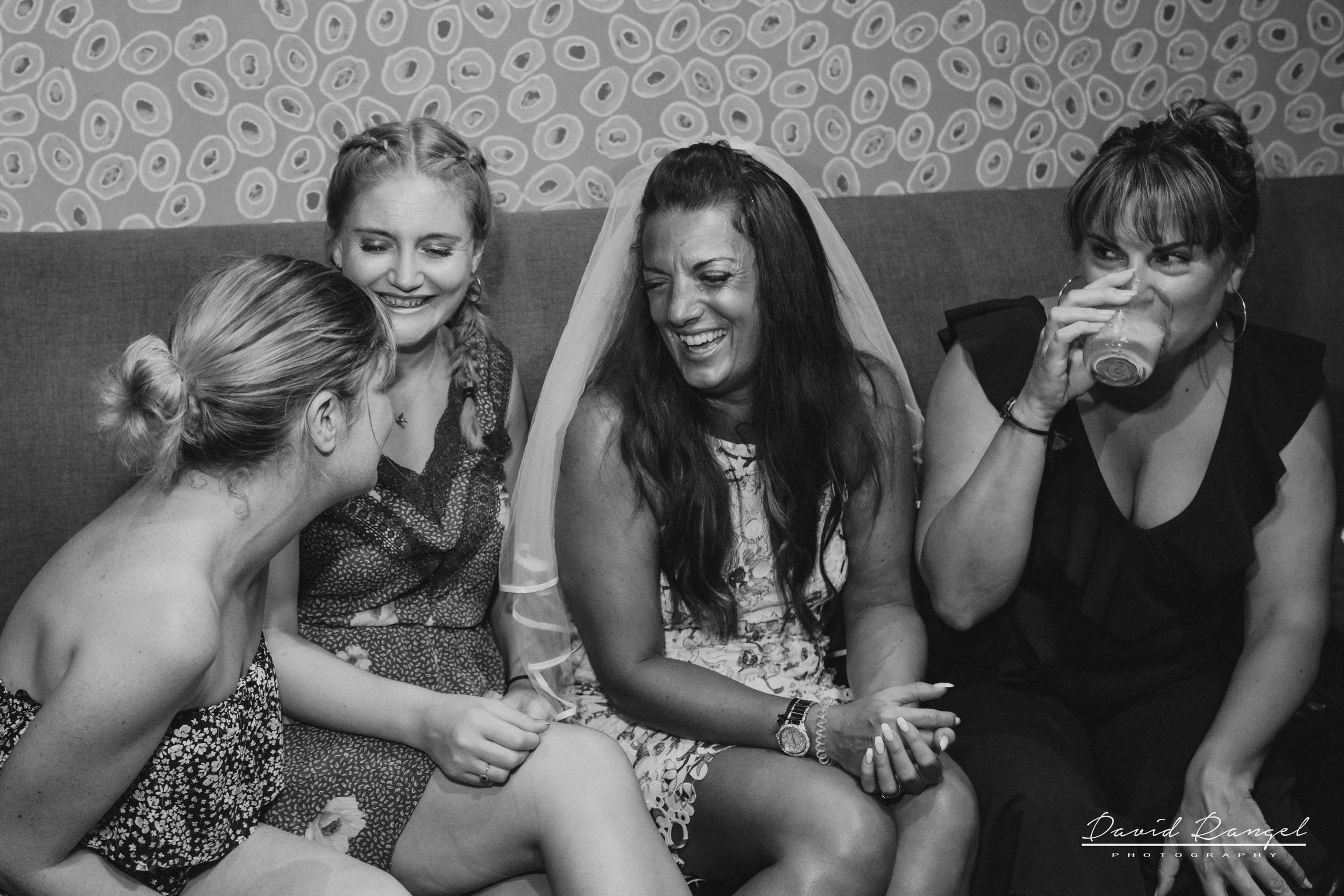 wedding+girls