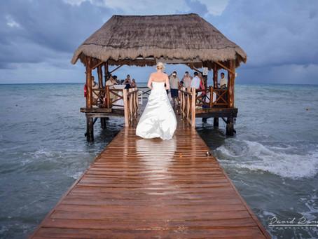The Fives Azul Beach Resort Playa Del Carmen   Wedding, Rebecca & Martin   Riviera Maya, Mexico   18