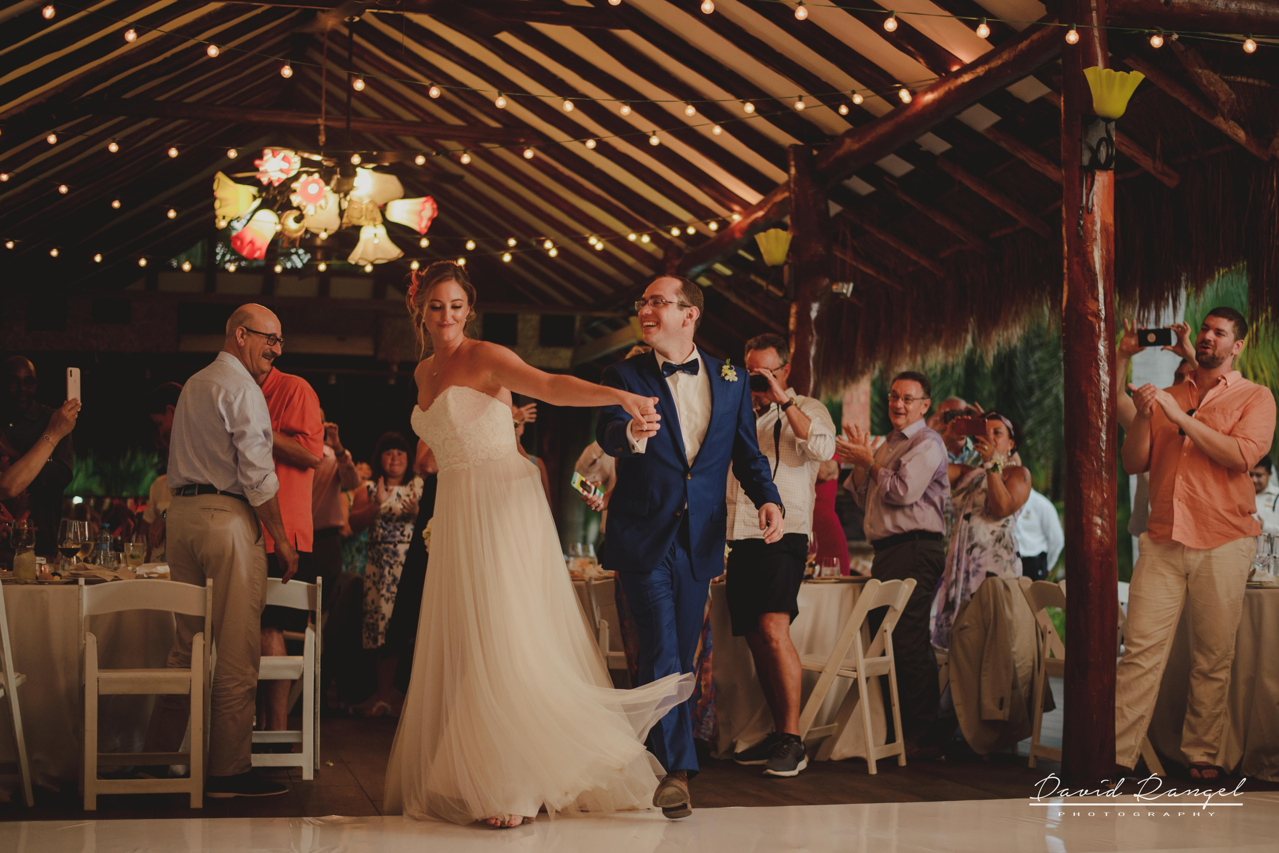 bridal+party+entrance+reception+couple+bride+groom