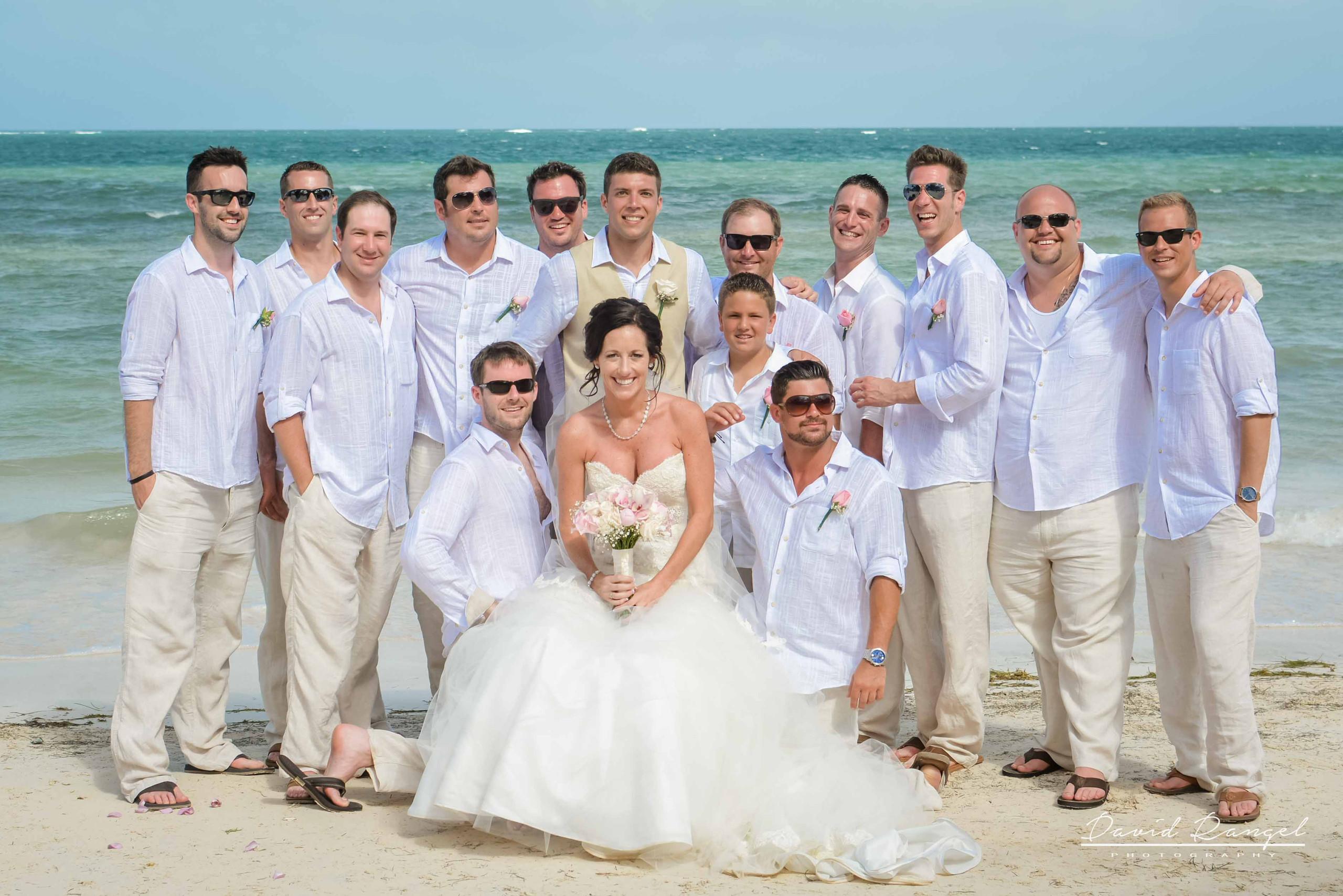 wedding+on+the+beach