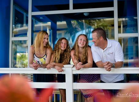 Hotel Azul Beach Resort Riviera Cancun - Secrest Silver Sands | Family Session | Cancun, Mexico