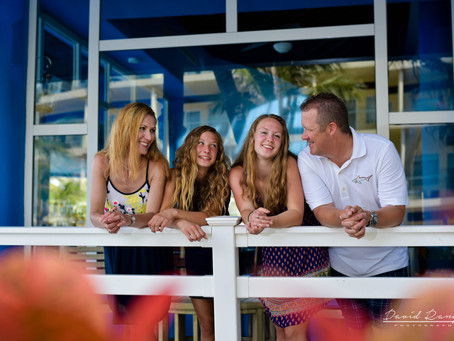 Hotel Azul Beach Resort Riviera Cancun - Secrest Silver Sands | Family Session | Cancun, Mexico