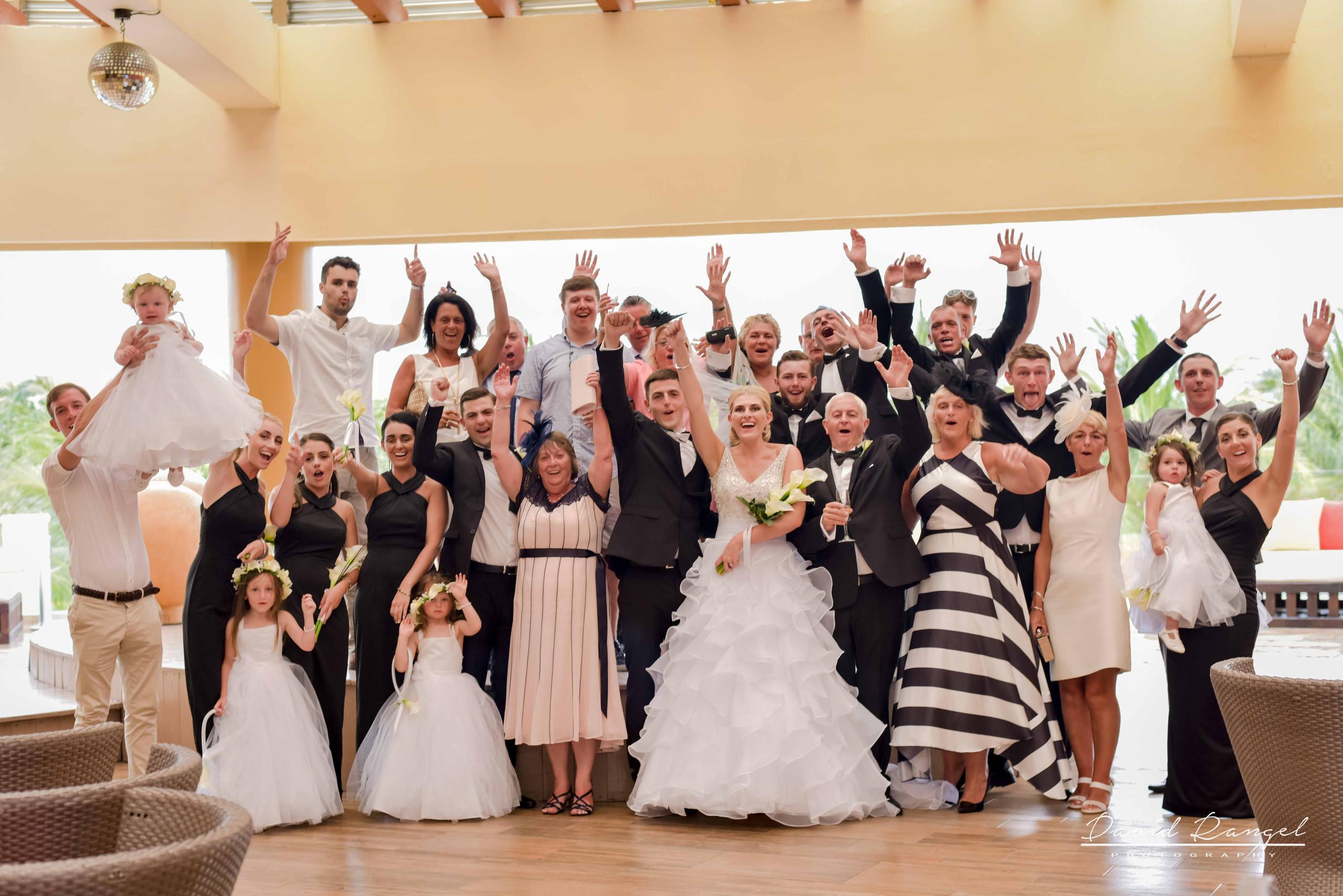 wedding+group