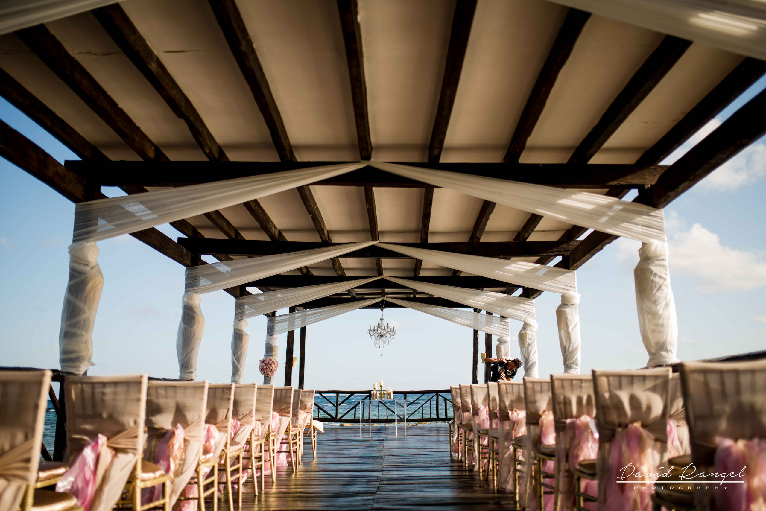 wedding+at+the+pier