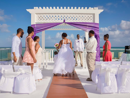 Hotel Azul Beach Resort Riviera Maya   Wedding, Camiell & Christopher   Cancun, Mexico   28