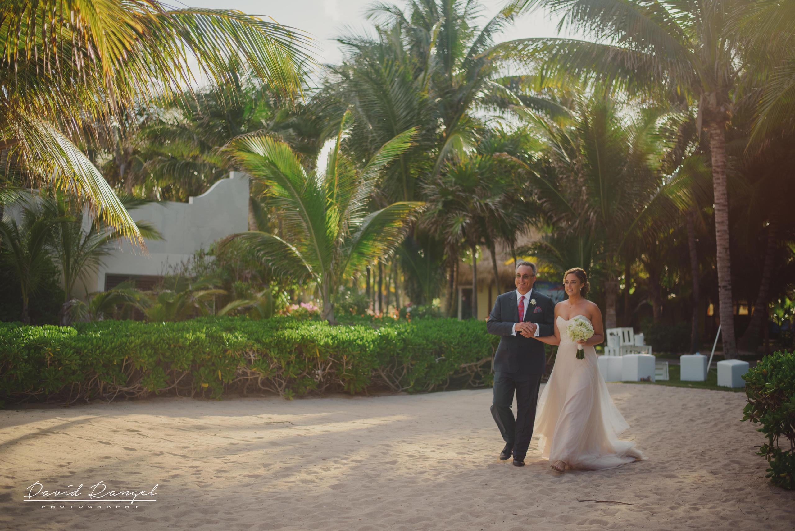 wedding+gazebo+beach+ceremony+photo+bride+aisle+walk+father