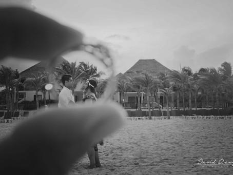 Hotel Allegro Playacar | Engagement Session, Stefany & Alex | Playa del Carmen, Mexico