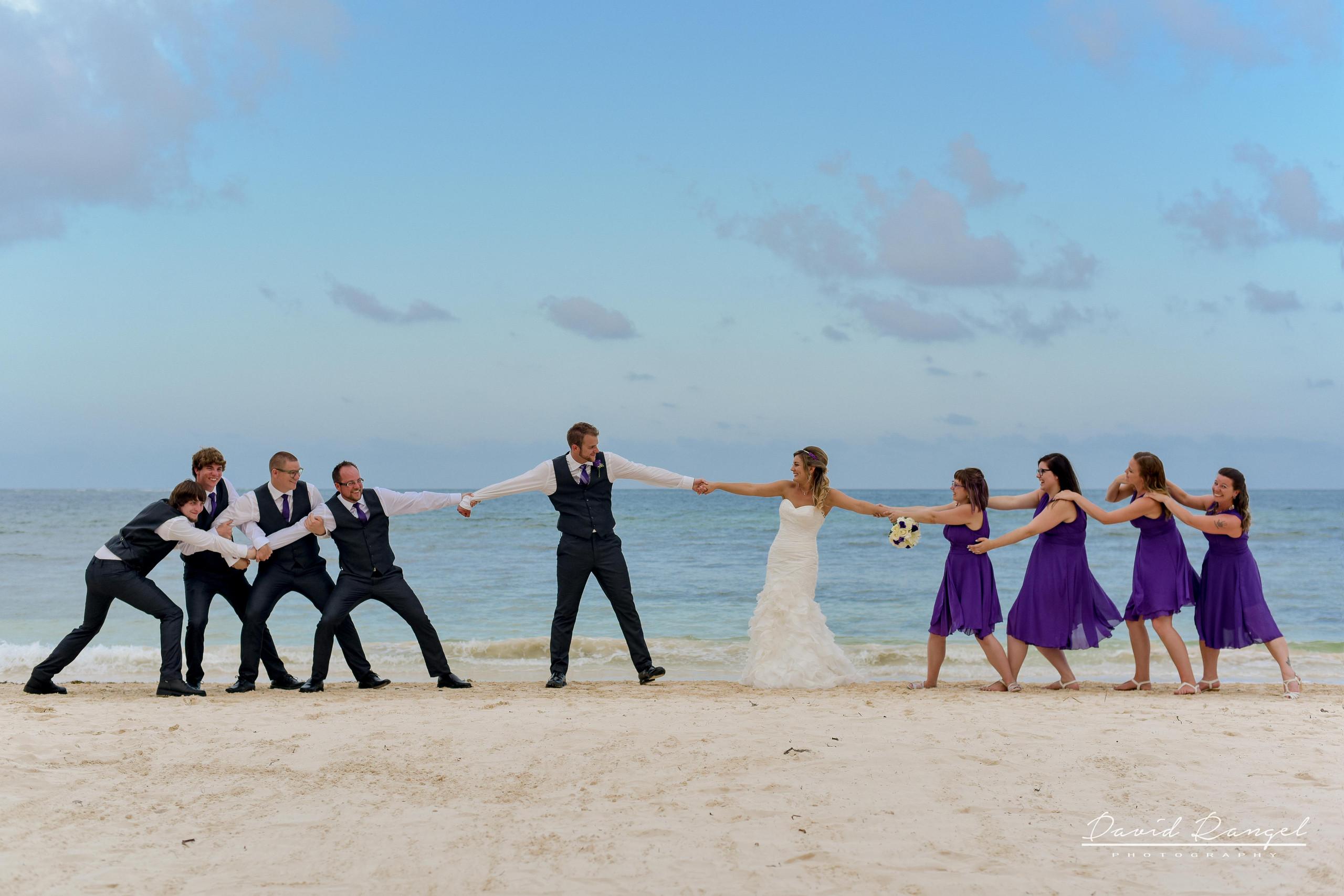 wedding+party