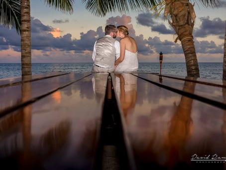 Azul Beach Resort Riviera Cancun   Wedding, Britney & Robert   Cancun, Quintana Roo, Mexico   10