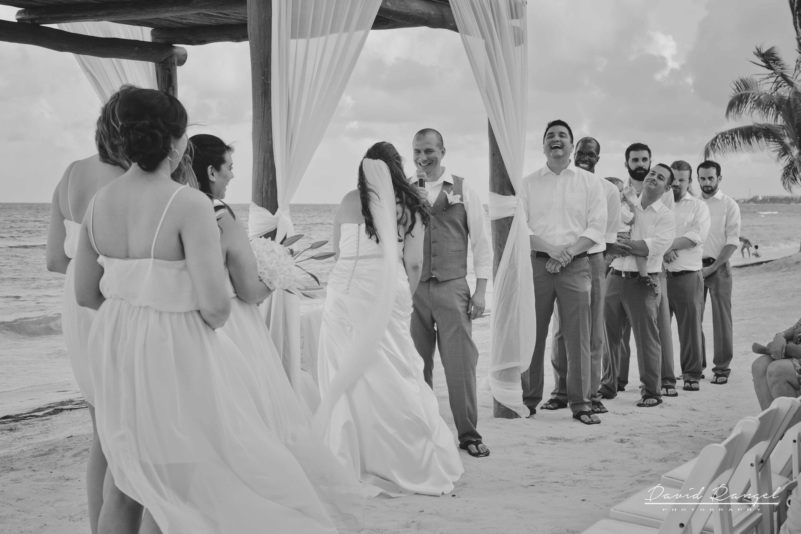 wedding+laughter