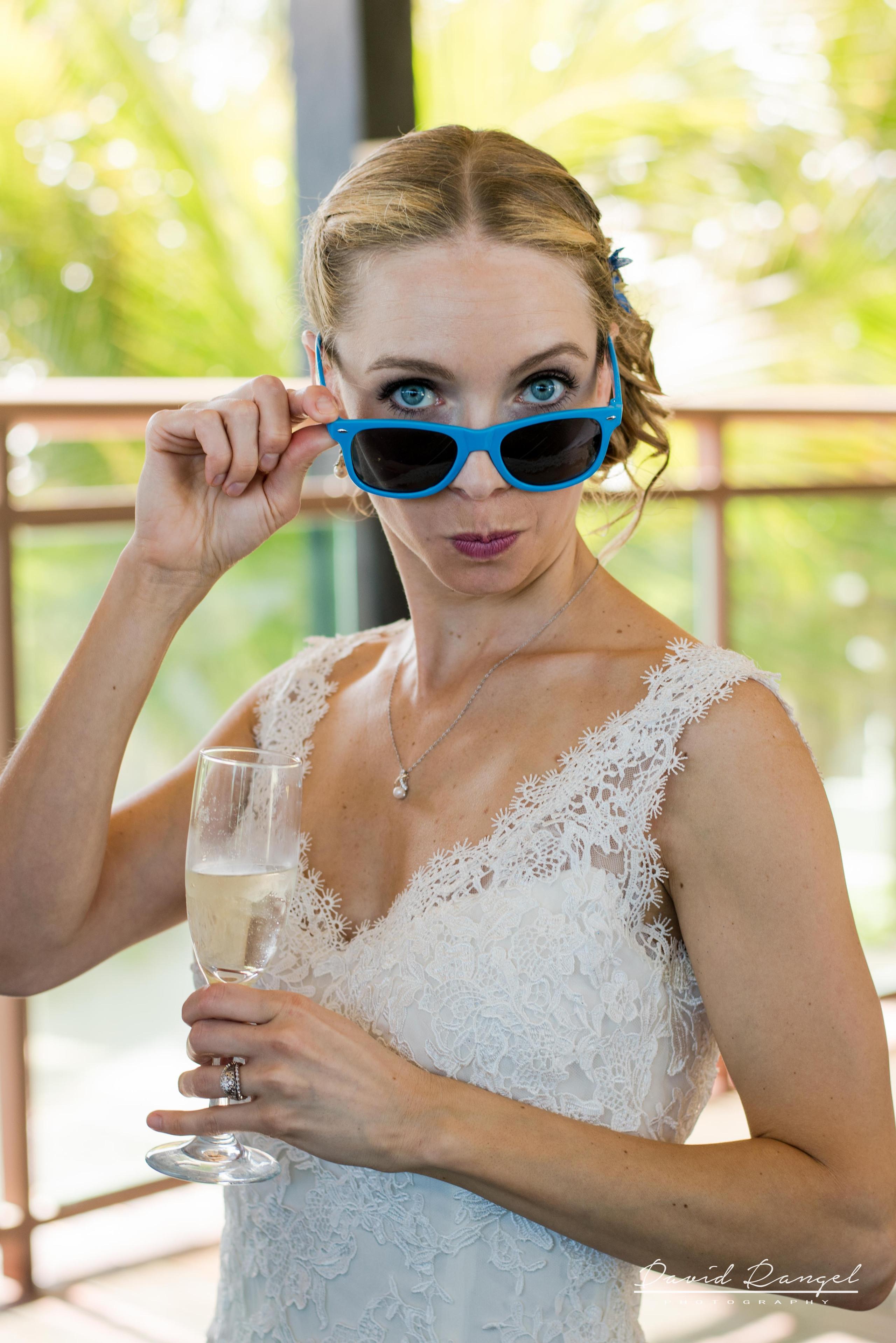 bride+glasses