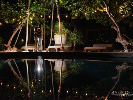 Hotel Casa Malca | Engagement Session, Jason & Silvana | Tulum, Mexico | Destination Photographer