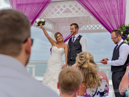 Hotel Azul Beach Resort Riviera Cancun | Wedding, Lith & Derek | Puerto Morelos, Mexico | 50