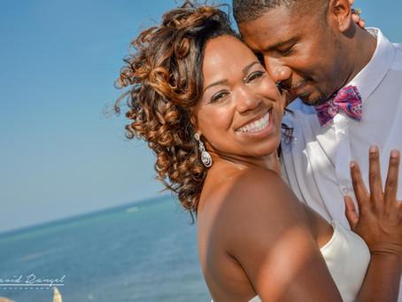 Azul Beach Resort Riviera Cancun | Wedding, Tanisha & Trevor | Cancun, Quintana Roo, Mexico | 05