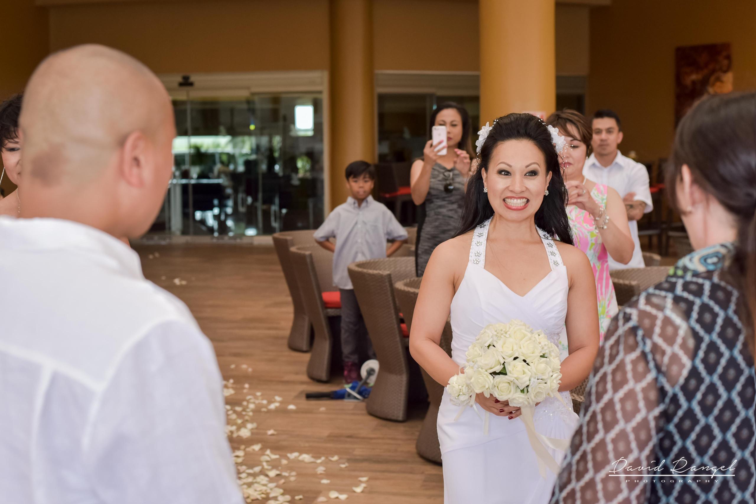 nervous+bride