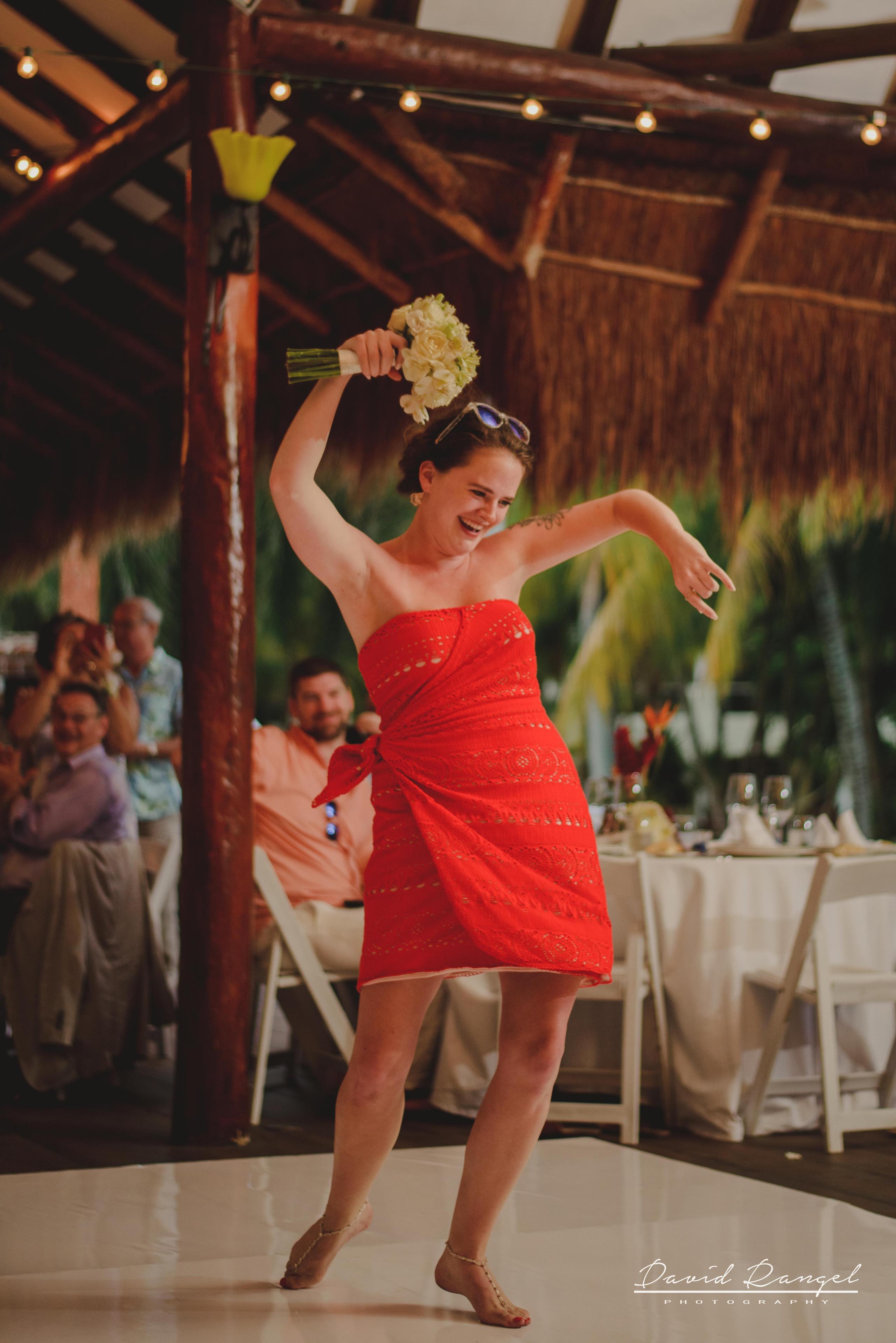 bridal+party+entrance+reception+bridesmaids