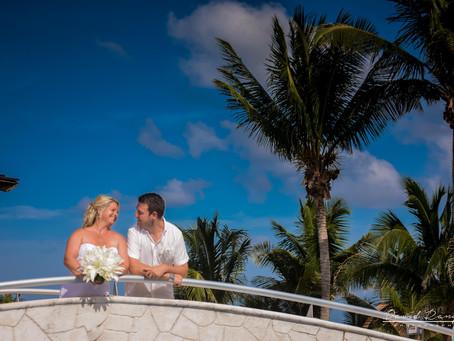 Azul Beach Resort Riviera Cancun | Wedding, Jennifer & Paul | Cancun, Quintana Roo, México | 07