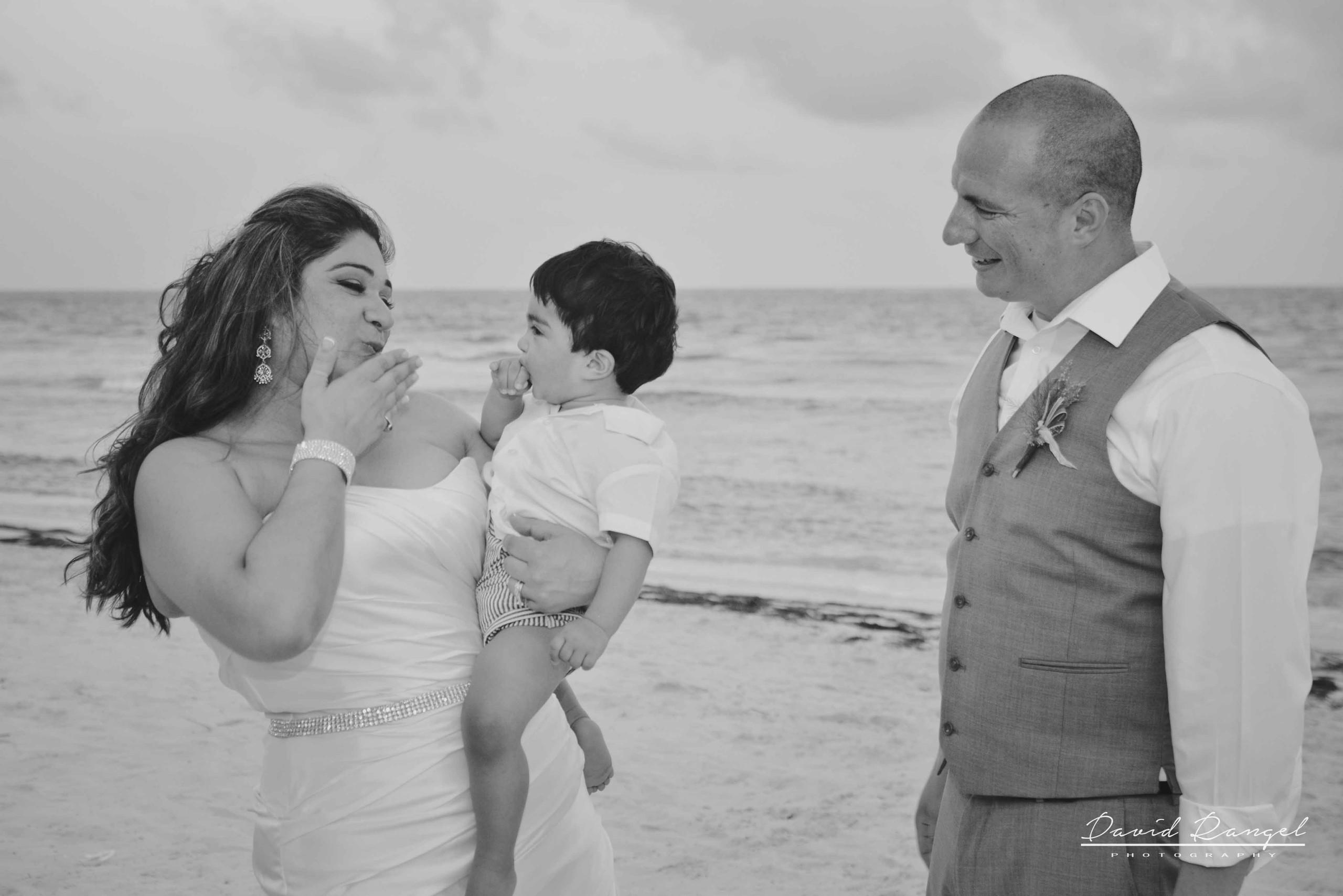 wedding+family
