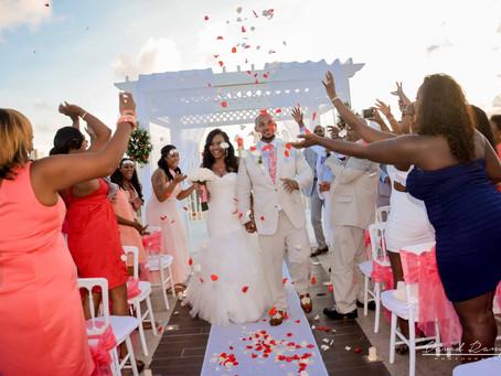 Hotel Generations Riviera Maya   Wedding, Amber & Brandon   Playa del Carmen, Mexico   20