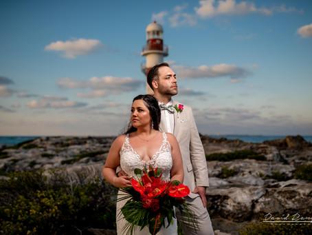Hyatt Ziva Cancun | Wedding, Jordyn & Nicholas | Riviera Maya | Destination Wedding Photographer