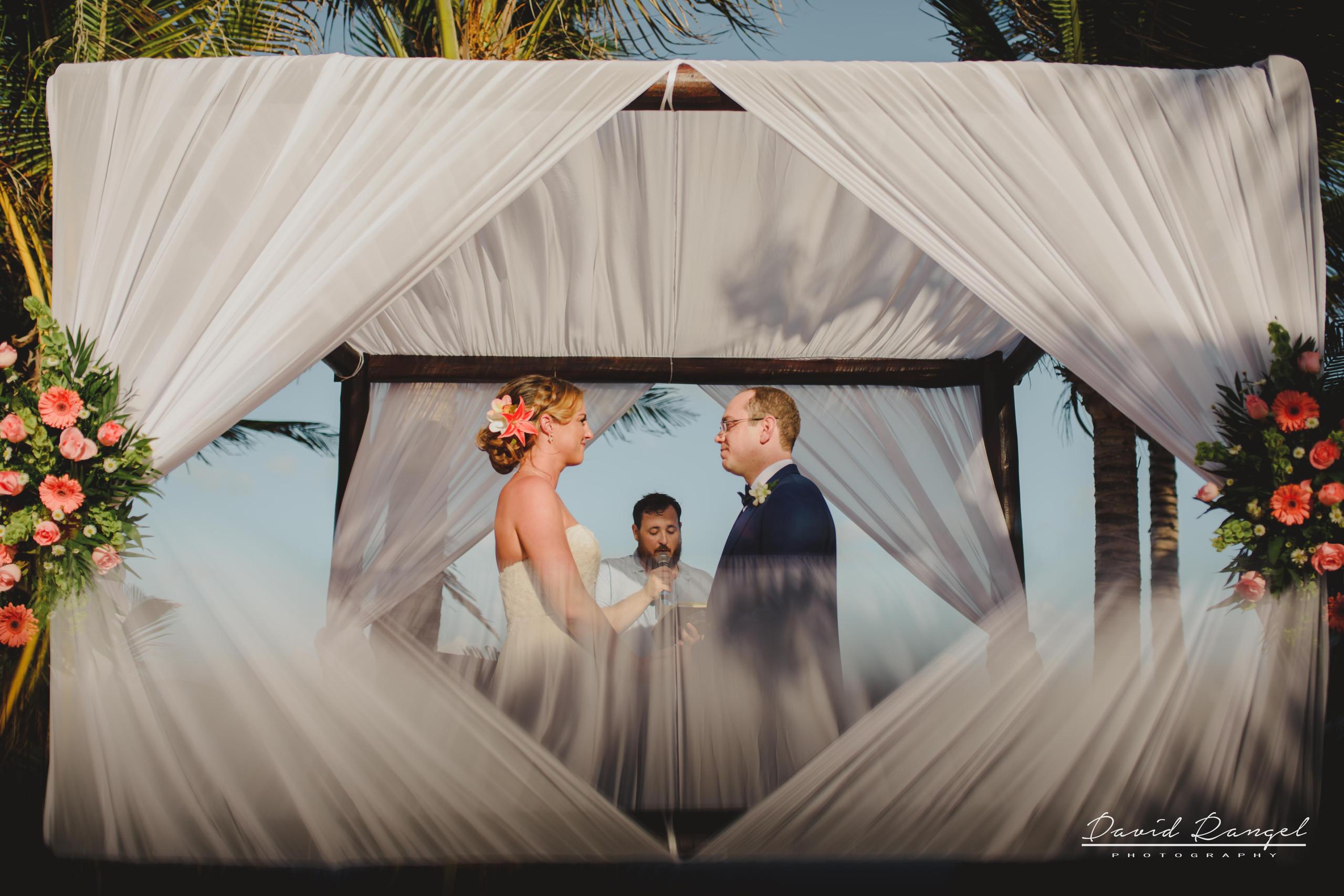 wedding+gazebo+beach+ceremony+photo+groom+bride+reflection