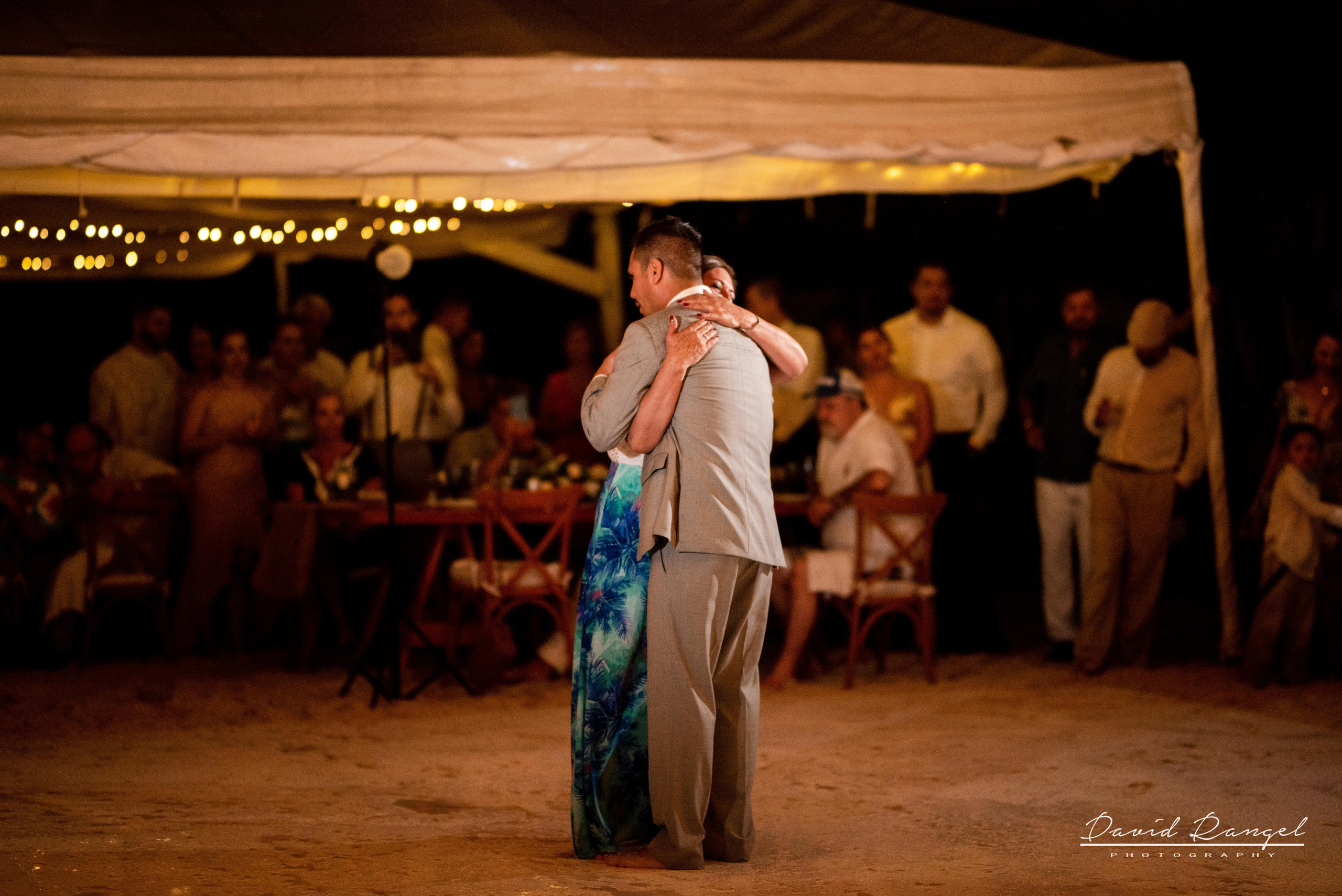 Beach+photo+session+couple+love+hugh+bride+groom+first+dance+mother