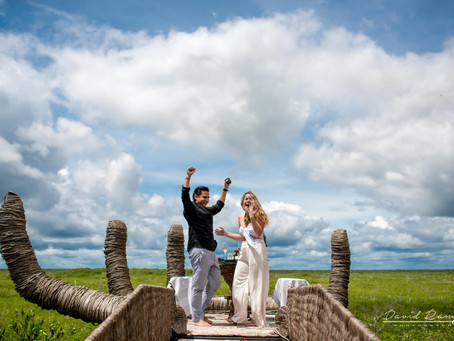 Hotel Hun Tulum, The Hand | Engagement Session, Yessika & Agustin | Wedding Photographer
