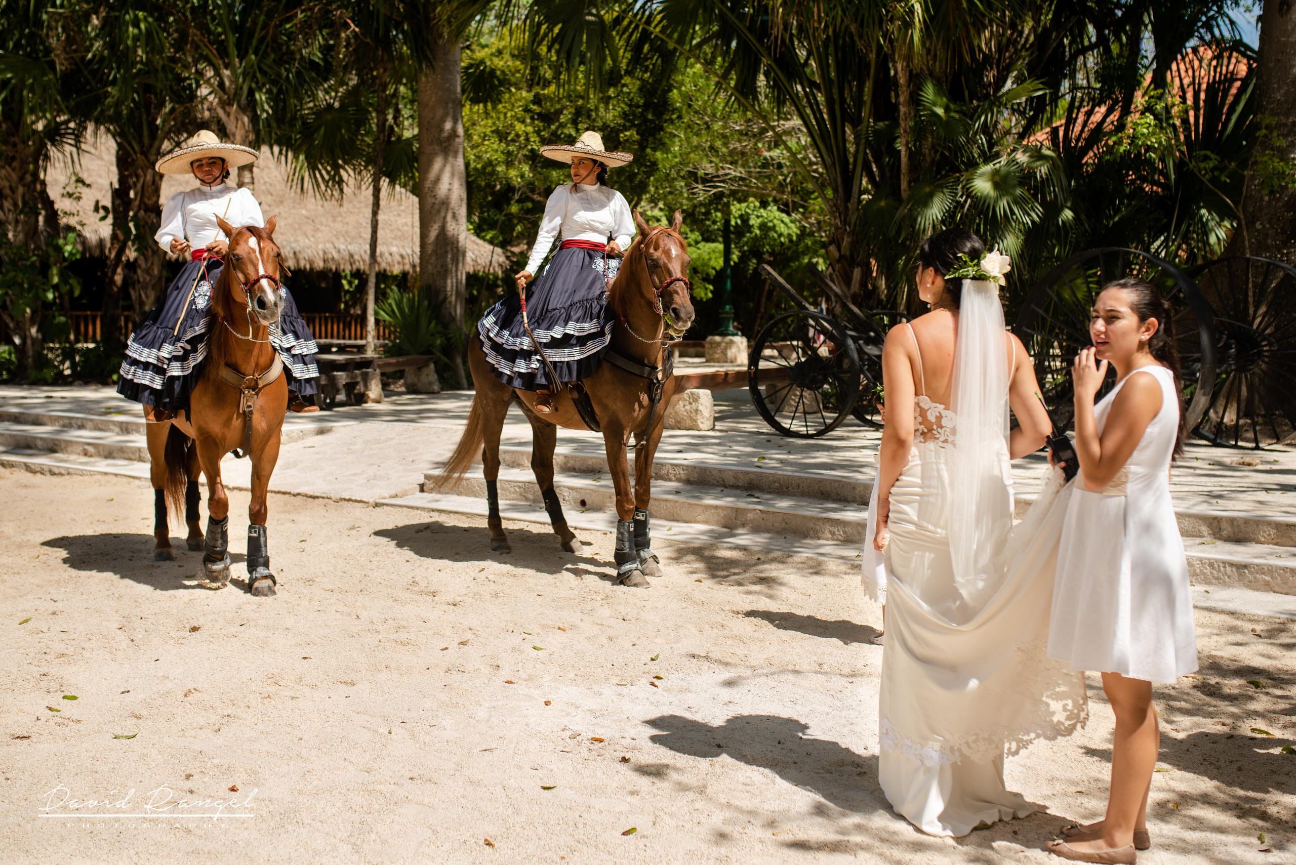 bride+candy+shoot+horse+dance+xcaret+adelitas