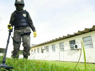 País: Compaj é o presídio com maior apreensões de armas brancas