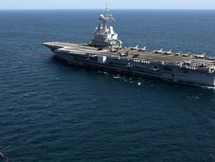 Rússia retira porta-aviões e navios de guerra da Síria