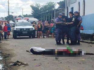 Dois homens são mortos após assalto a comércio na Zona Leste de Manaus