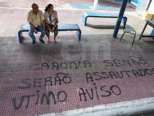 Carona ou assalto: motoristas de ônibus recebem ameaça em Manaus