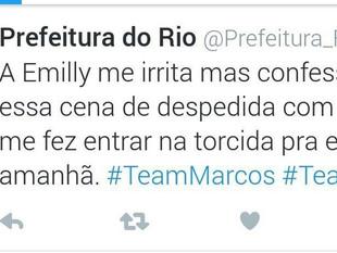 Prefeitura do Rio posta sobre Big Brother Brasil no Twitter por engano
