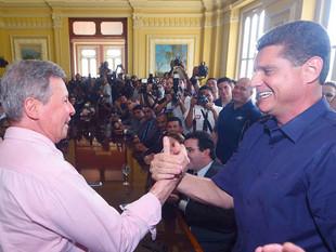 Arthur Neto convida Marcos Rotta a ingressar no PSDB