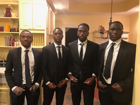 Gamma Chapter Announces its 2020 Line