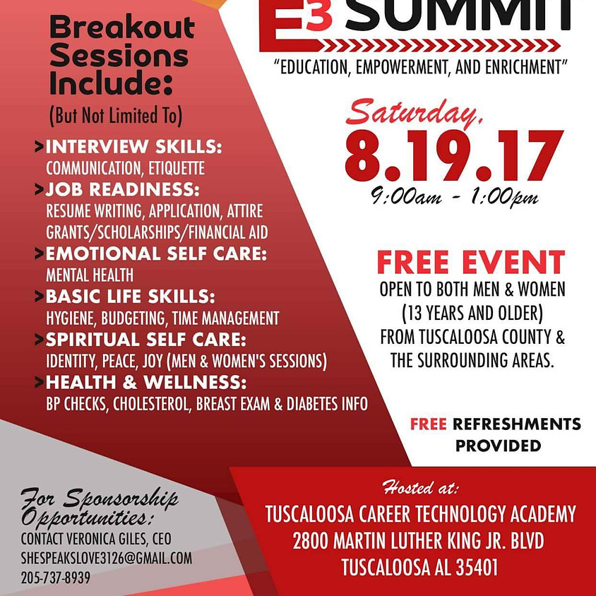 The First Annual Project E3 Summit (1)