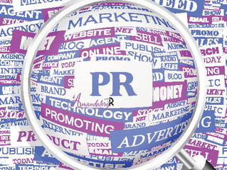 Effective PR is MANDATORY