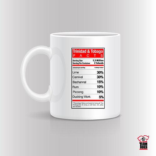 trinbago nutrition facts