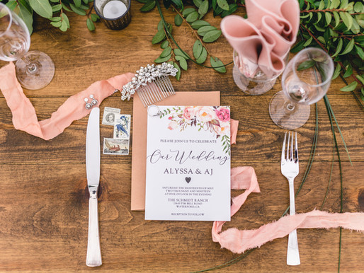 ALYSSA + AJ SMITH | WATERFORD CA | WEDDING
